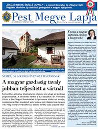 Pest Megye Lapja 2016. 01.