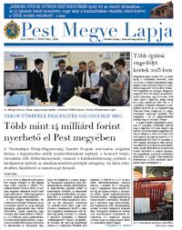 Pest Megye Lapja 2016. 02.