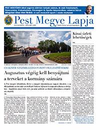 Pest Megye Lapja 2016. 06.