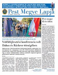 Pest Megye Lapja 2016. 08.